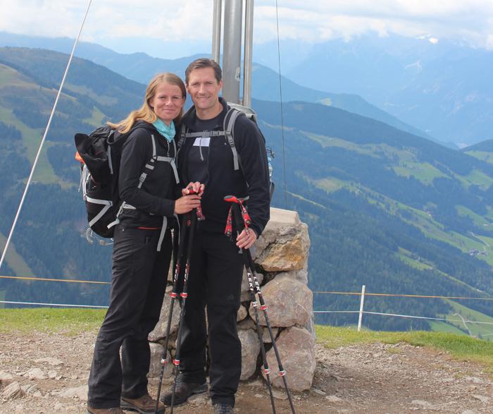 Foto von Christina und Thomas - tourtricks.de