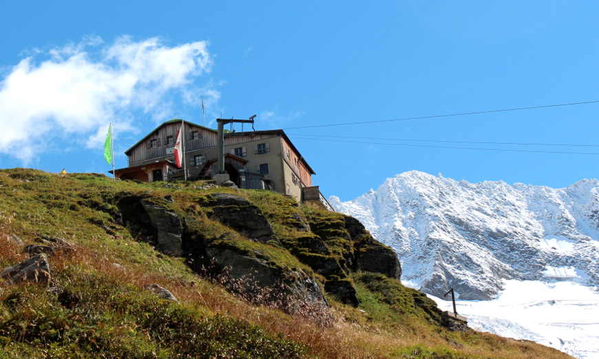 Greizer Hütte im Zillertal / Floitental