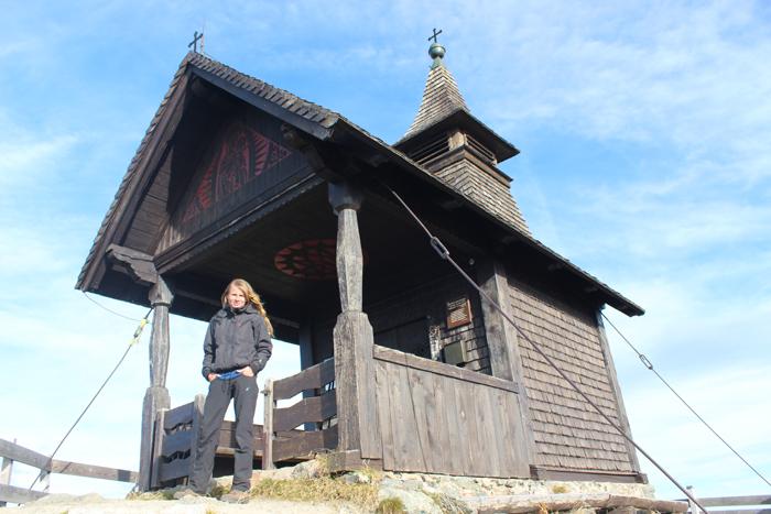 Kellerjochkapelle