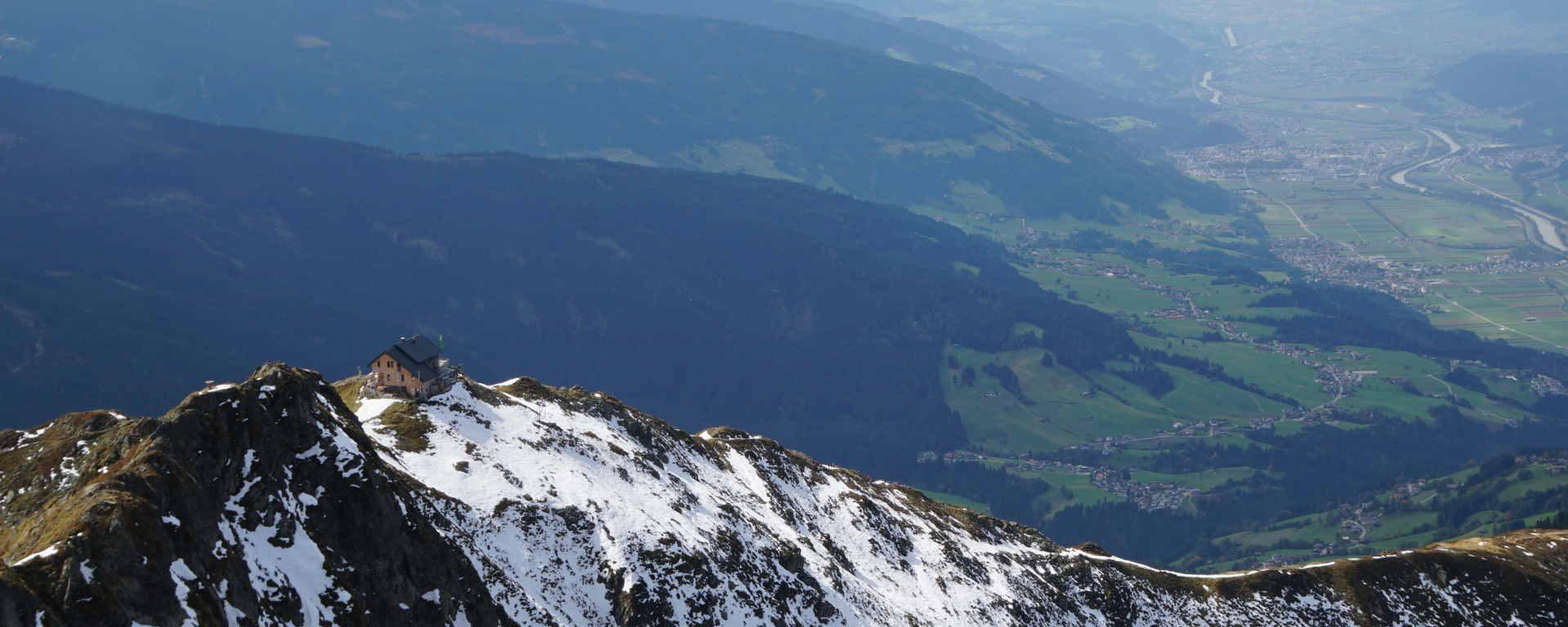 Kellerjochhütte Zillertal