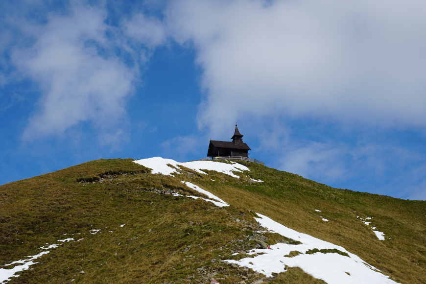 Kellerjochkapelle Zillertal