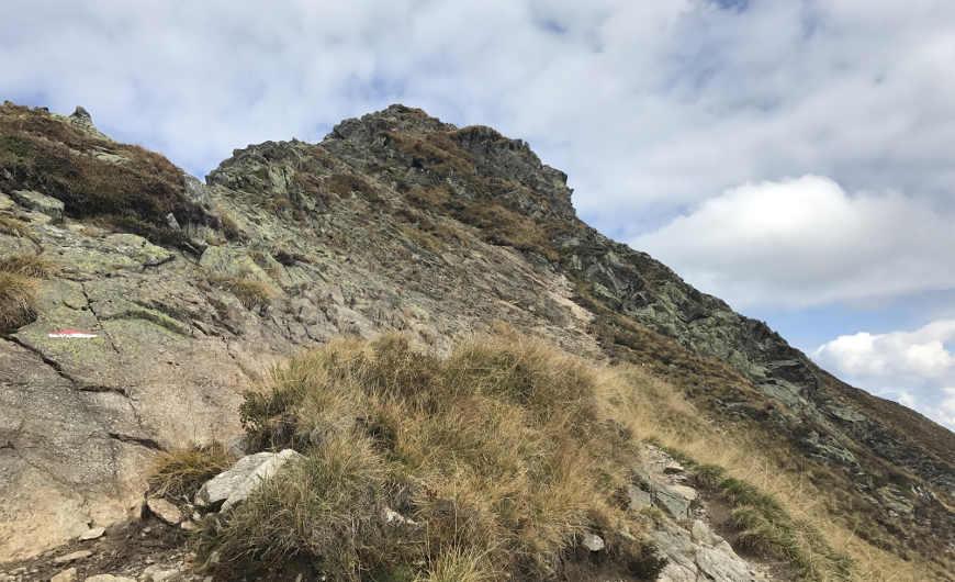 Klettersteig zwischen Kellerjochkapelle und Kellerjochhütte