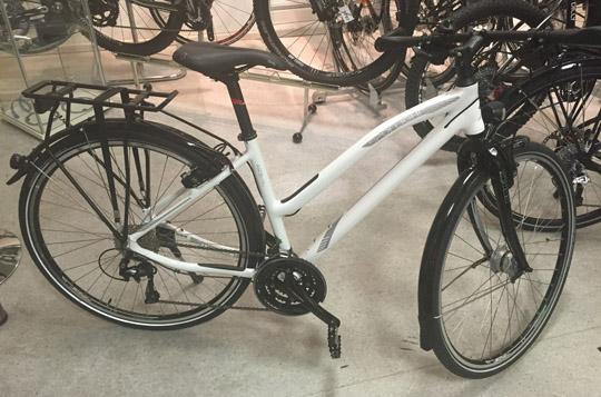 Foto vom Simplon Spotlight Trekkingrad für Damen