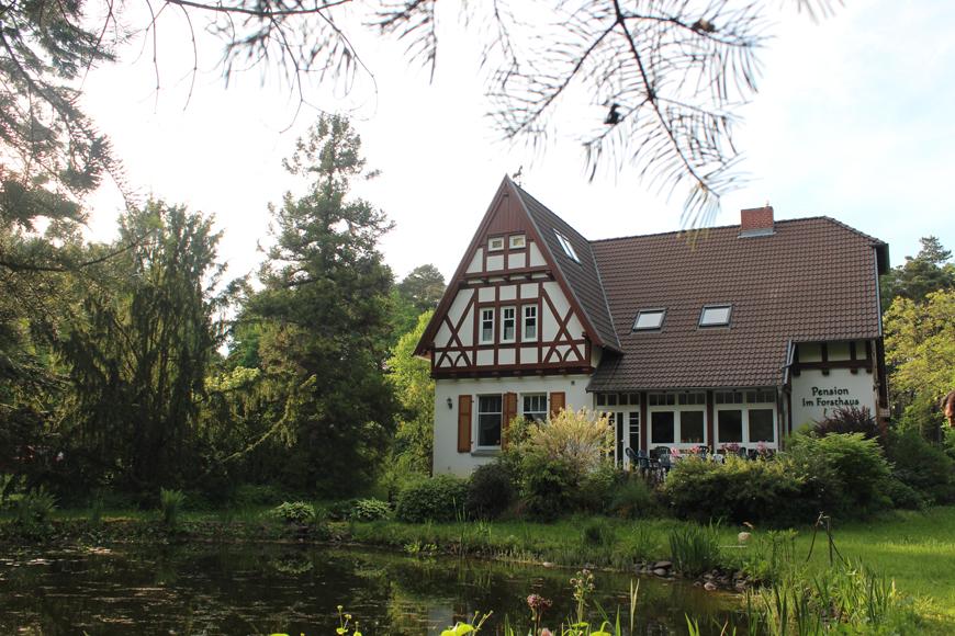 Foto Pension im Forsthaus Görlsdorf