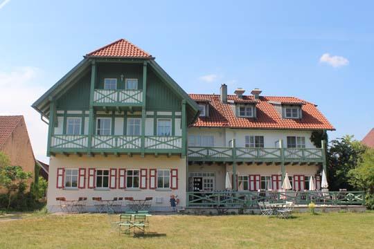 Foto vom Hotel Hubertushof Seehausen