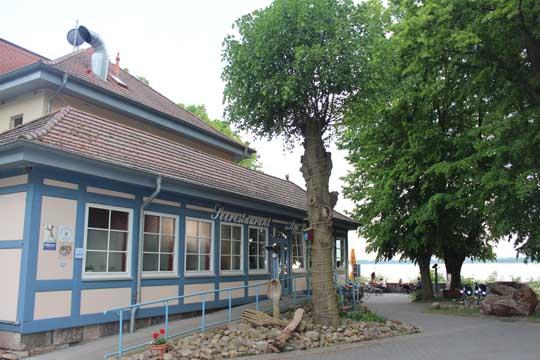 Foto vom Seerestaurant am Kap in Prenzlau