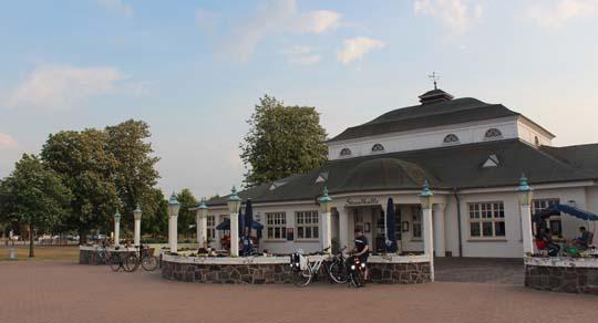 Foto vom Restaurant Strandidyll in Ueckermünde