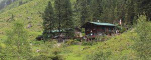 Maxhütte Zillertal Ginzling
