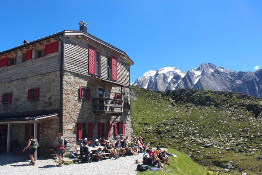 Pfitscherjoch-Haus Zillertal