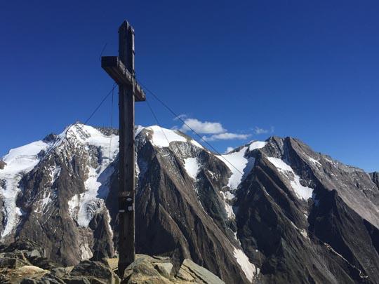 Gipfel Rotbachlspitz