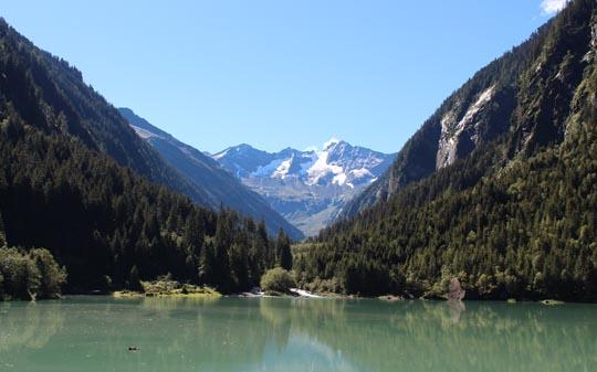 Stillup Stausee Zillertal