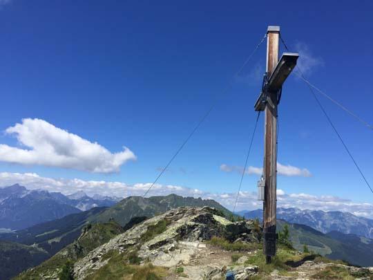 Wetterkreuzspitze im Zillertal