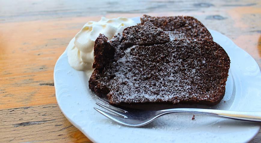 Kuchen Buchauer Alm Achensee