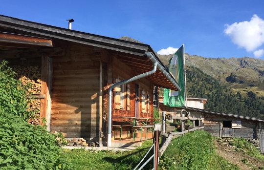Kapaunsalm Zillertal