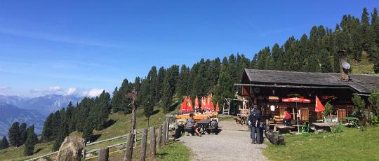 Kreuzjochhütte Zillertal