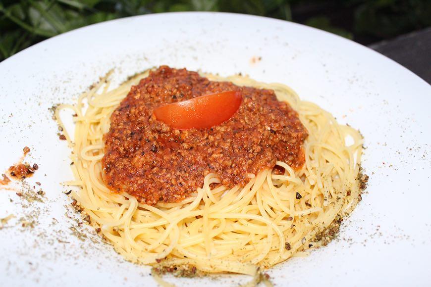 Pasta Bolognese Pizzeria MUG Zillertal