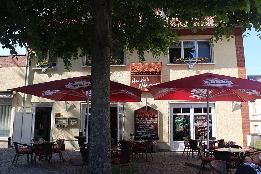 Restaurant Vis-à-Vis Anklam