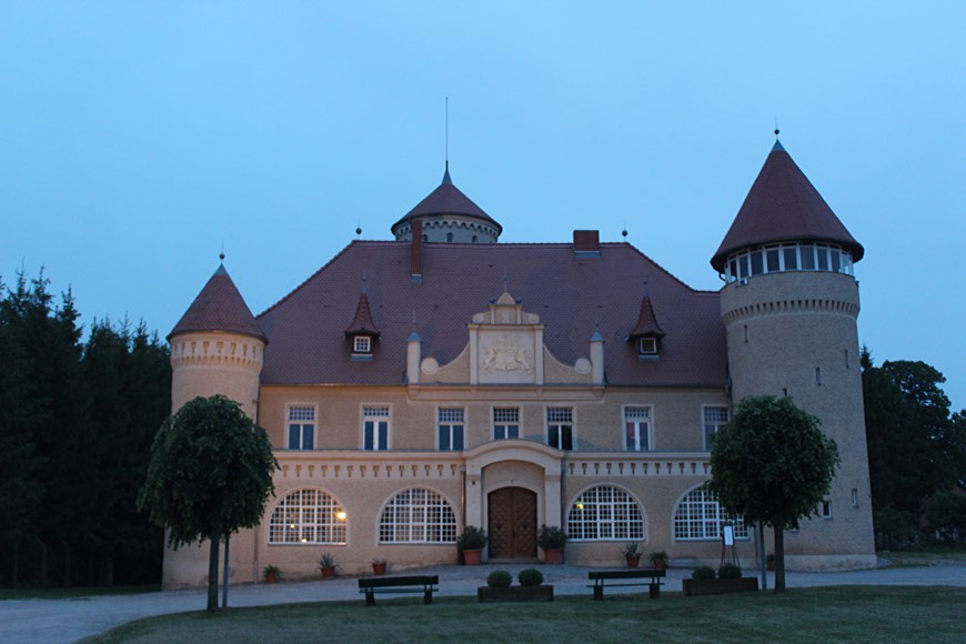 Schloss Stolpe Usedom