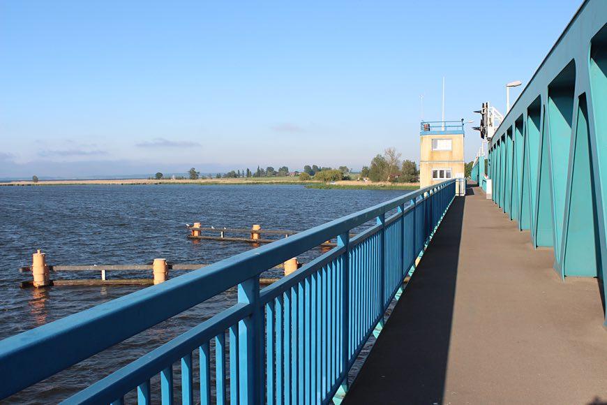 Zecheriner Brücke Usedom