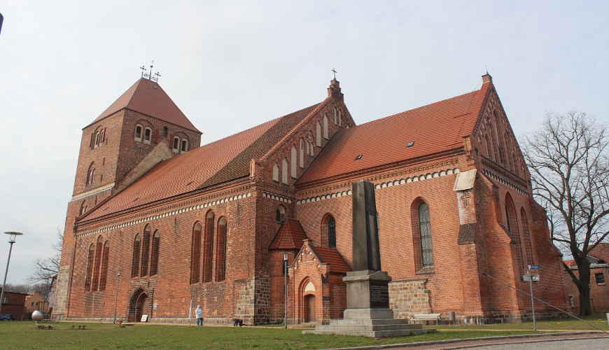Kirche Plau am See