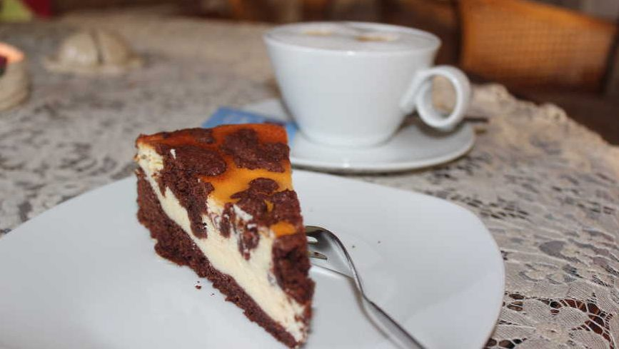 Cafe Lilia Russischer Zupfkuchen