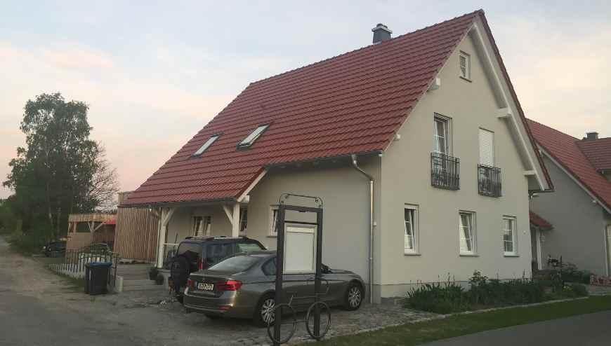 Alwine Landhaus in Rietz-Neuendorf