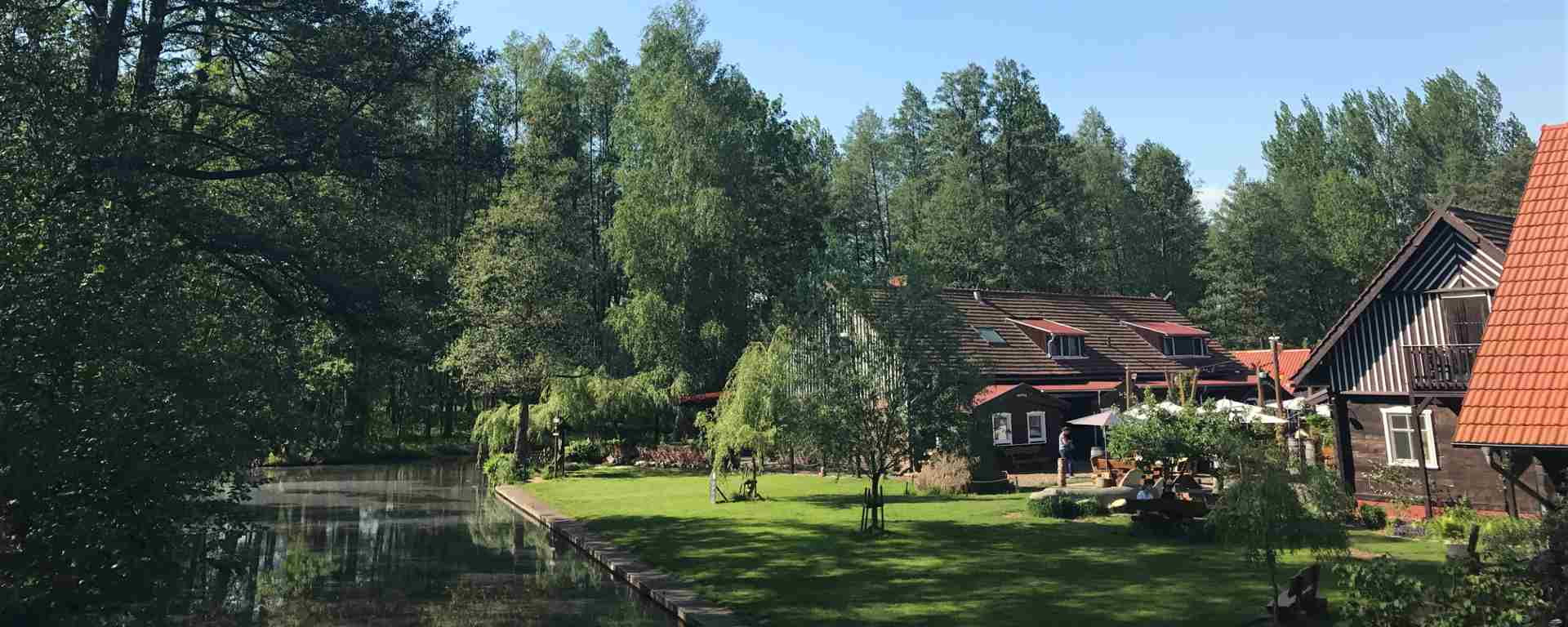 Spreewald bei Leipe