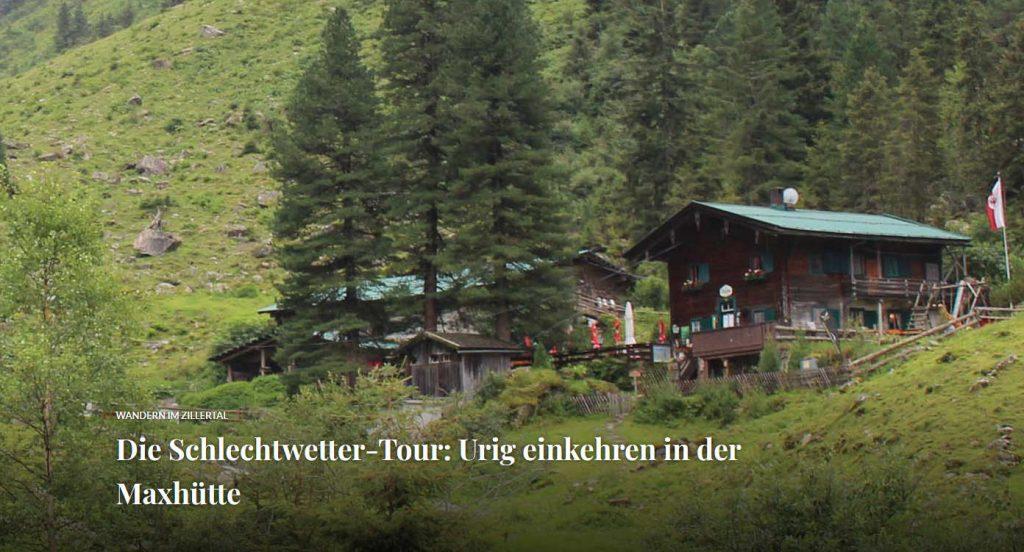 Beitragsbild Blogbeitrag Maxhütte