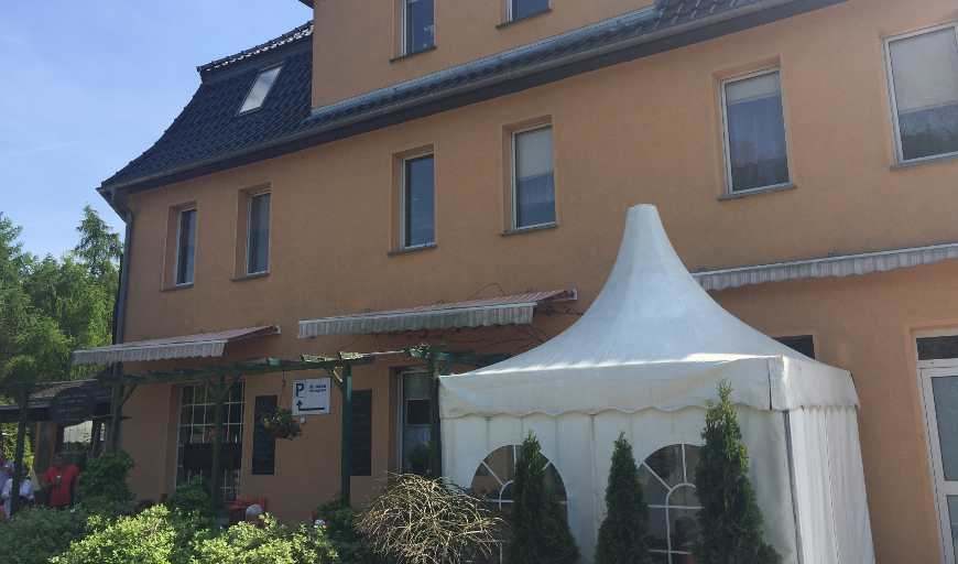 Café Pinguin in Lichtenow