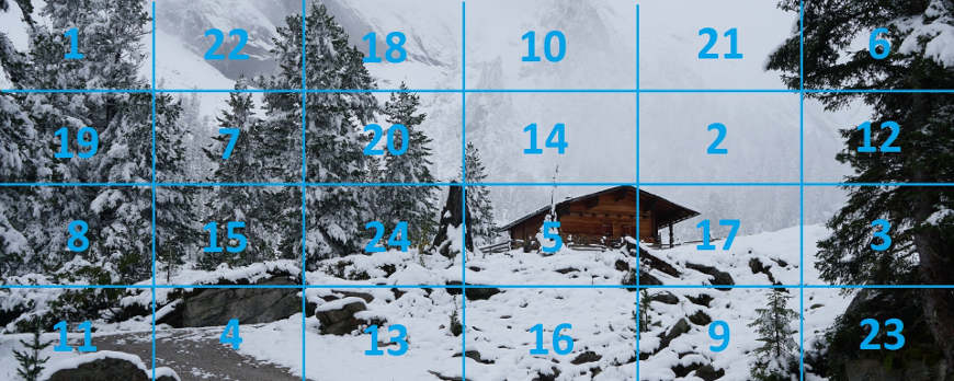 tourtricks Adventskalender 2017