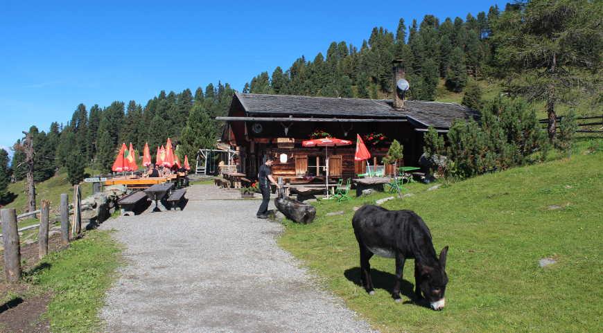 Kreuzjochhütte Rohrberg Zillertal