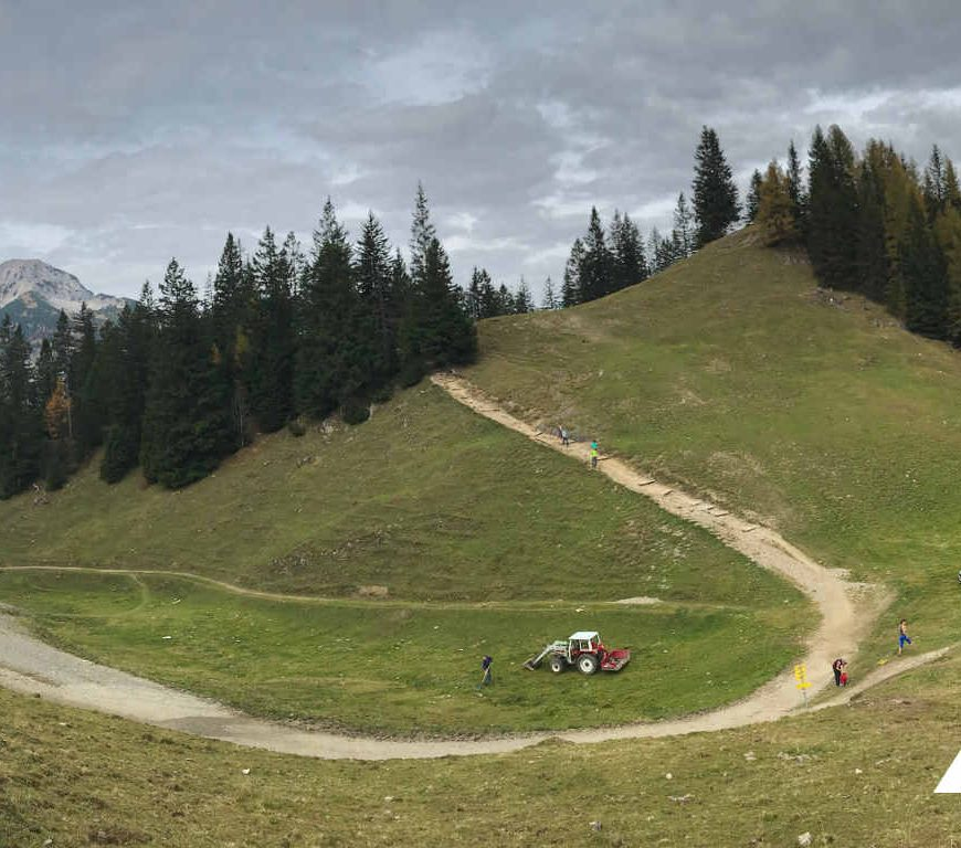 Bärenbadalm am Achensee