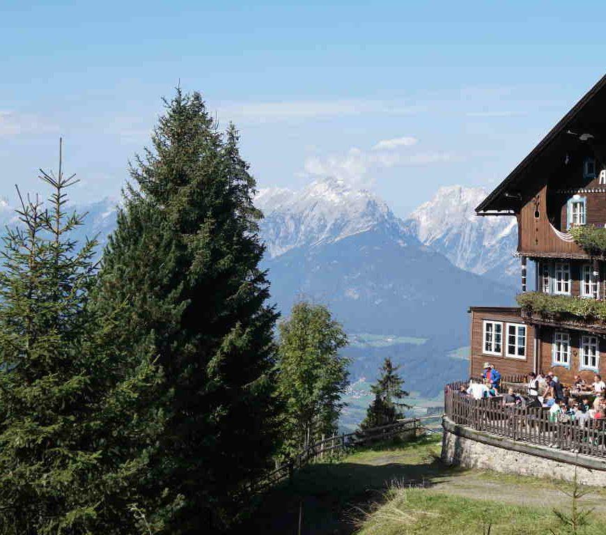 Gasthof Loas Schwaz Zillertal