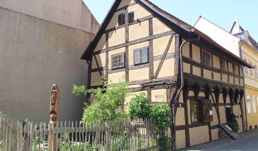 Das älteste Haus in Beeskow
