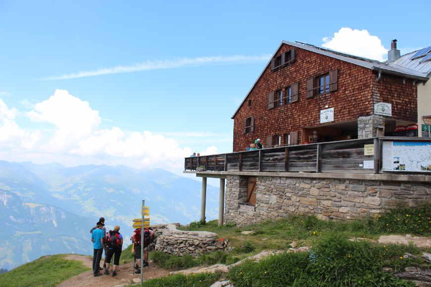 Edelhütte im Zillertal