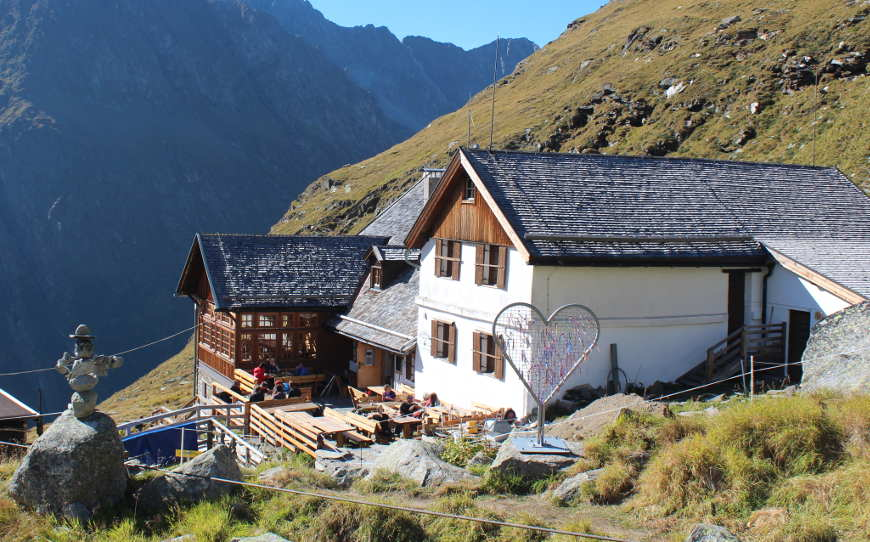 Furtschaglhaus im Zillertal