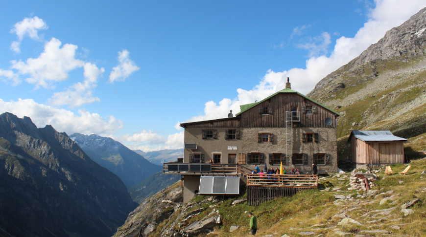 Greizer Hütte im Zillertal