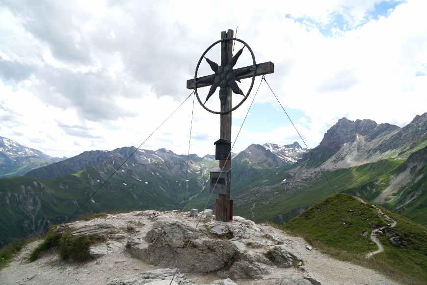 Grüblspitze im Zillertal