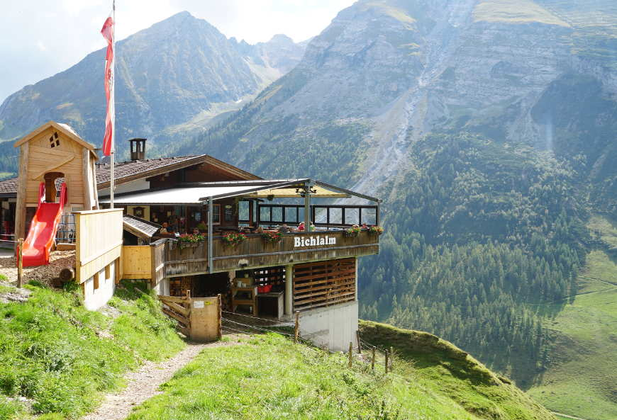 Bichlalm Zillertal