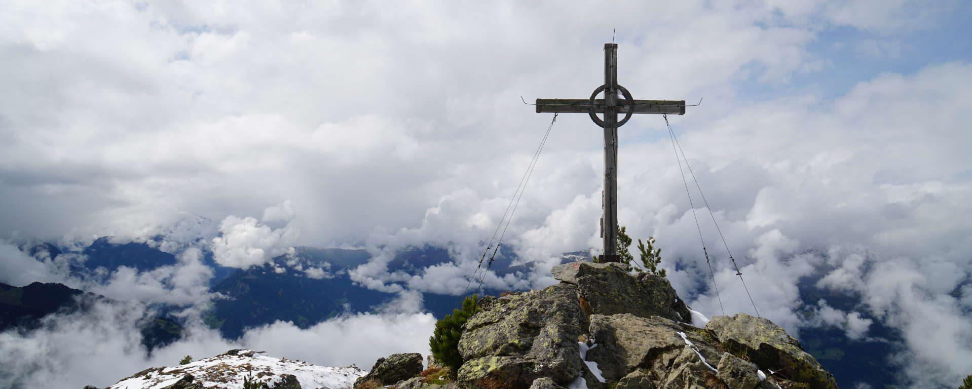 Karspitze im Zillertal