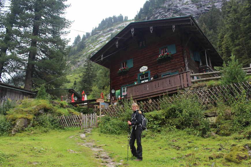 Maxhütte im Zillertal