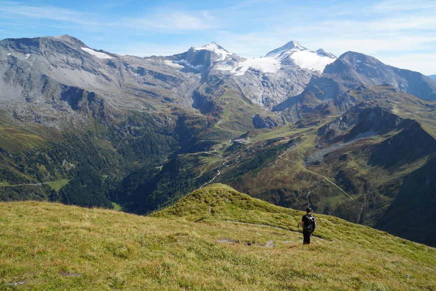 Wandspitze Zillertal