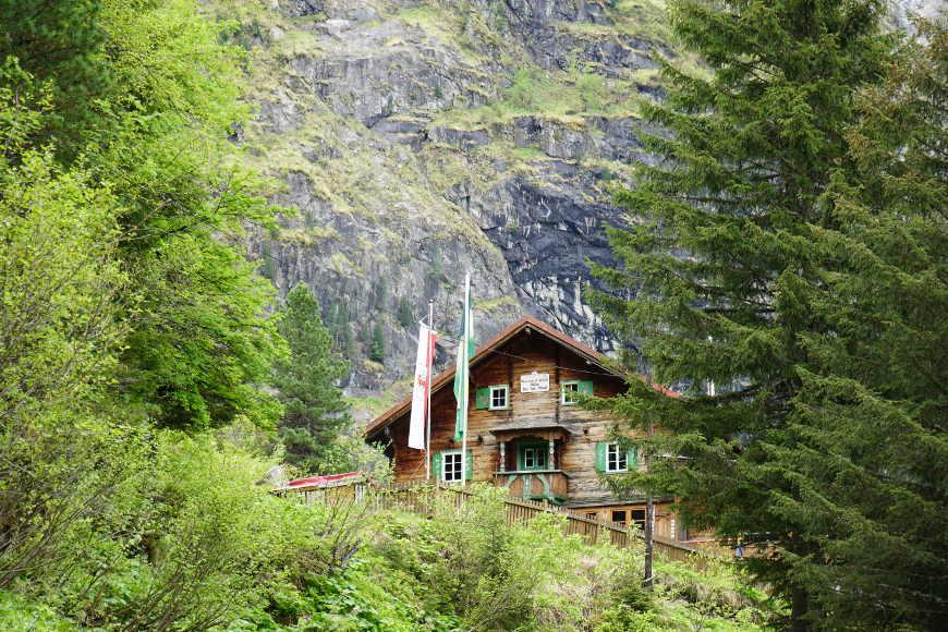 Grawandhütte Zillertal