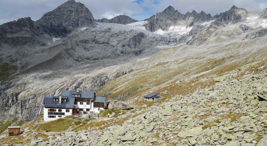 Plauener Hütte im Zillertal