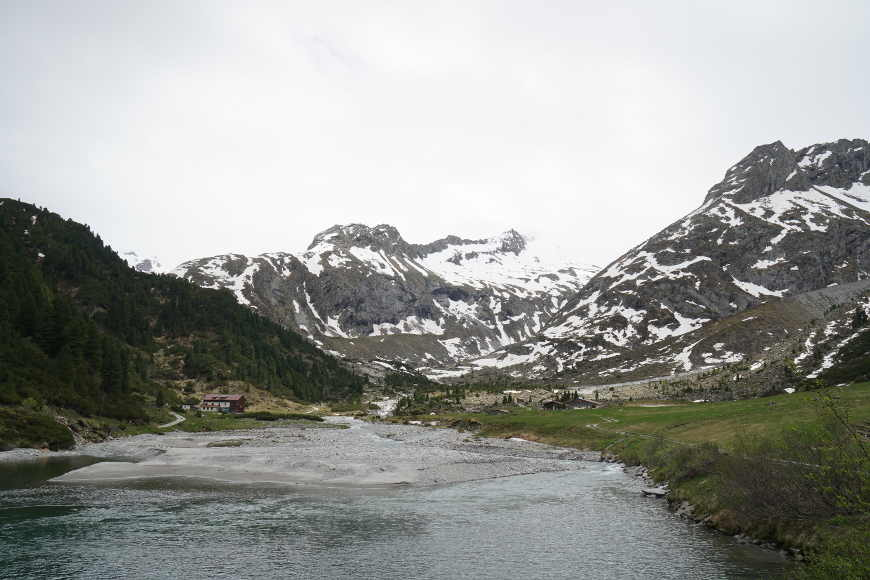 Zillertal Alpenrosenhütte Waxeggalm