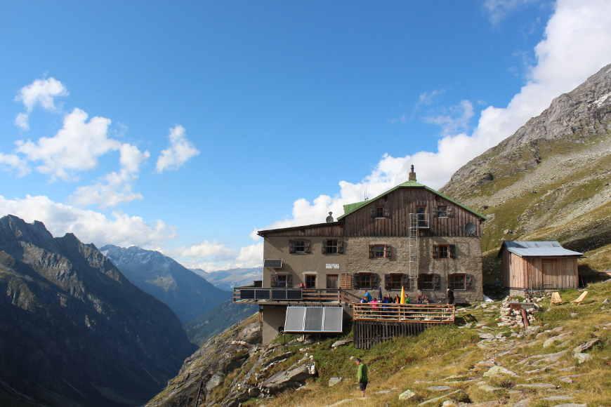 Greizer Hütte Zillertal