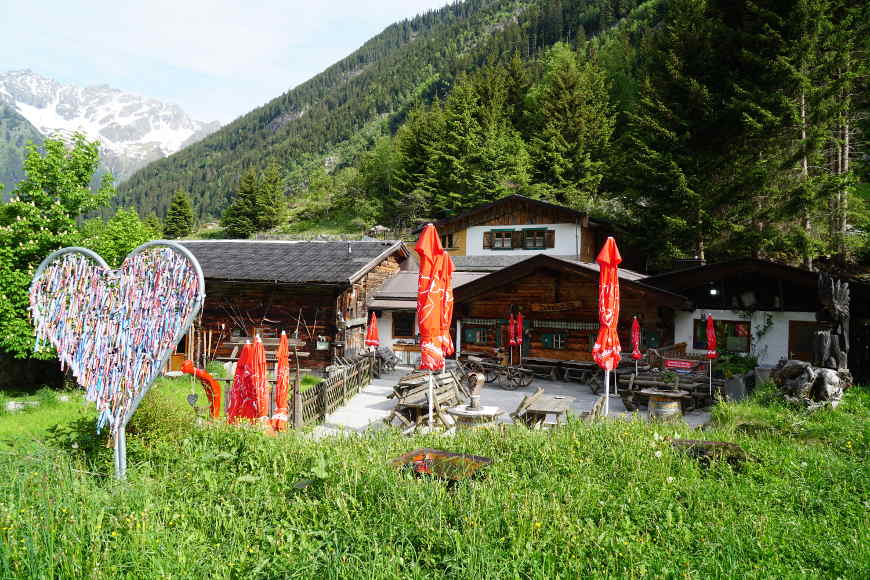Tristenbachalm Zillertal