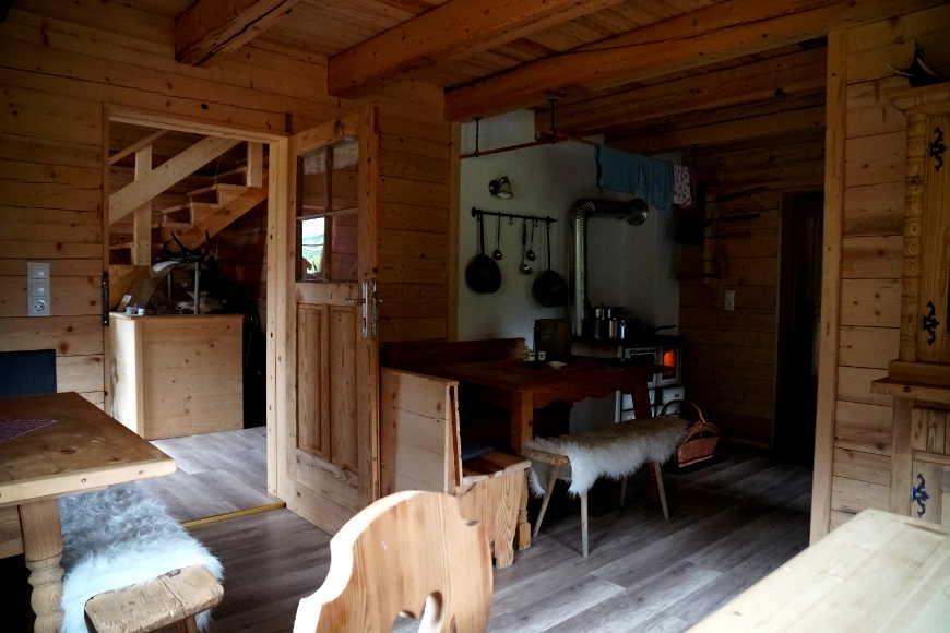 Stube Klammer's Jausenhütte