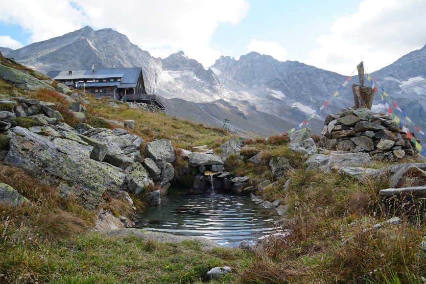 Kasseler Hütte Zillertal