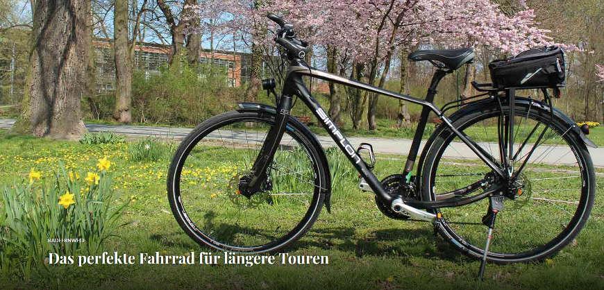 Beitragsbild Das perfekte Fahrrad